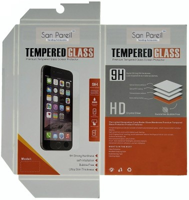 San Pareil Tempered Glass Guard for Moto G4(Pack of 1)