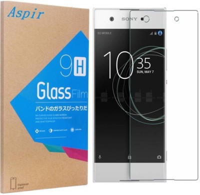 Aspir Tempered Glass Guard for Sony Xperia XA1(Pack of 1)