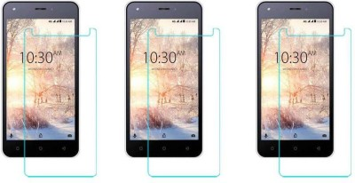 ACM Tempered Glass Guard for Karbonn Aura Power 4g Plus(Pack of 3)
