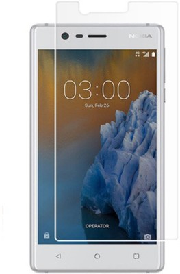 jolies Tempered Glass Guard for Nokia 3(Pack of 1)