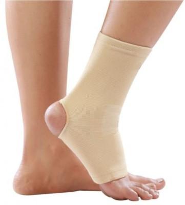 OPTIKA Classic Elastic Tubular Anklet Ankle Support (M, Beige)  available at flipkart for Rs.81