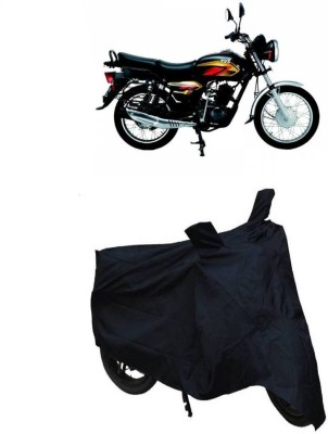 FASTOP Two Wheeler Cover for TVS(Max 4R, Black)