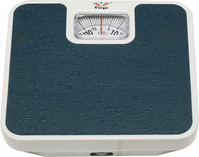 Virgo Analog Iron Blue Weight machine Weighing Scale(Dark Blue)