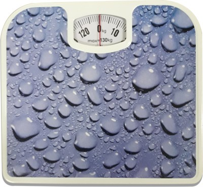 Recombigen Water Bubble Weighing Scale(Light Blue)