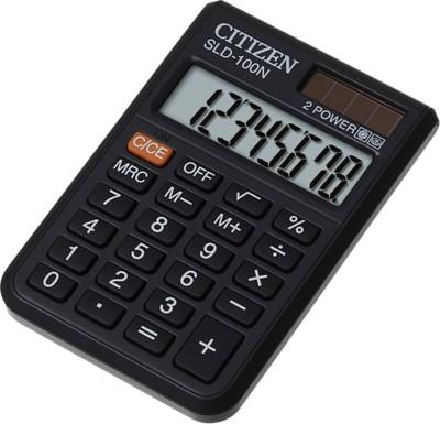 Citizen SLD-100N Stealodeal SLD-100N Basic Calculator(8 Digit)