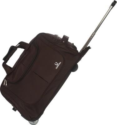 CROWN  Expandable  xingruida Duffel With Wheels  Strolley  CROWN Duffel Bags