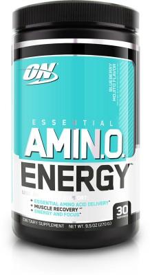Optimum Nutrition Amino Energy (0.6lbs, Blueberry)