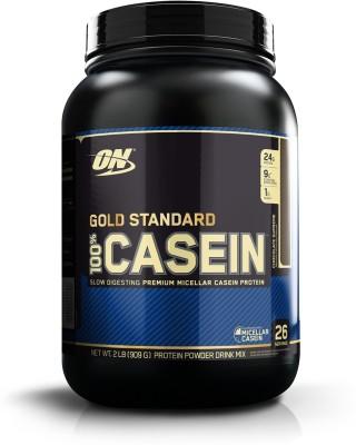 Optimum Nutrition 100% Casein Protein (2lbs, Chocolate)