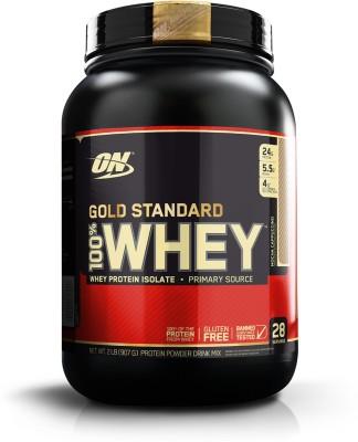 Optimum Nutrition Gold Standard 100% Whey Protein(907 g, Mocha Cappuccino)