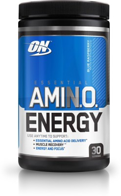 Optimum Nutrition Amino Energy (0.6lbs, Raspberry)