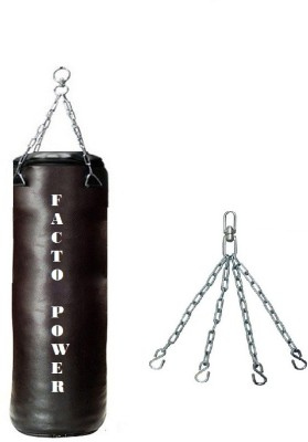 FACTO POWER 2.0 FEET LONG, SRF-ECONOMIC MATERIAL, UNFILLED WITH CHAIN Hanging Bag(2, 1 kg)