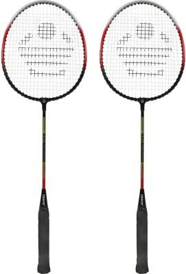 Cosco CB 885 Multicolor Strung Badminton Racquet Pack of: 2, 105 g Cosco Badminton Racquet