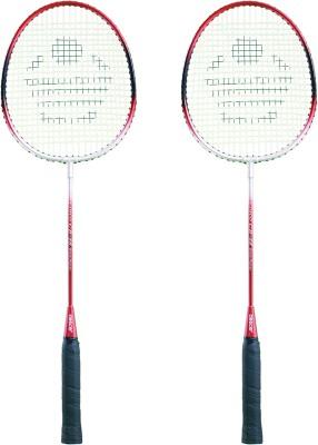 COSCO CB 88 Multicolor Strung Badminton Racquet Pack of: 2, 105 g COSCO Badminton Racquet