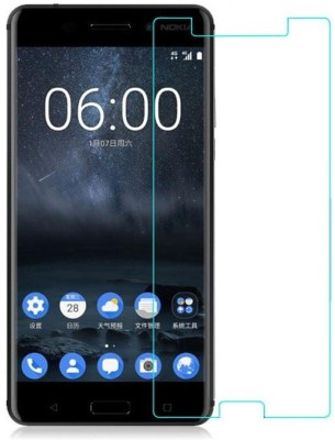 Karimobz Tempered Glass Guard for Nokia 6(Pack of 1)