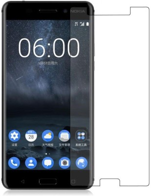 Cell-loid Tempered Glass Guard for Nokia 6(Pack of 1)