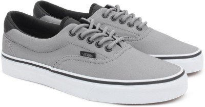 1fcc4e3589 Buy Vans ERA 59 Sneakers For Men(Grey) on Flipkart