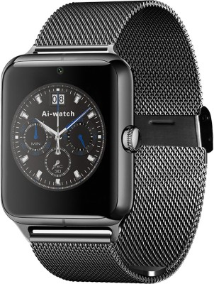 SYL Samsung Galaxy On5 Black Smartwatch(Black Strap Freesize) at flipkart
