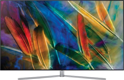 Samsung Q Series 163cm (65 inch) Ultra HD (4K) QLED Smart TV(65Q7F) at flipkart