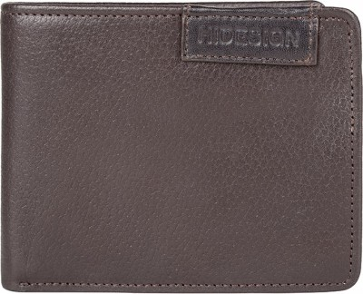 b6fa86bb3c76 Hidesign Men Brown Genuine Leather Wallet available at Flipkart for Rs.1396