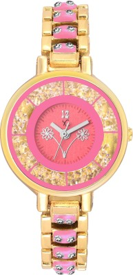 Youth Club LDM-23PNK  Analog Watch For Girls