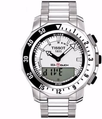 Tissot T026.420.11.031.00 Analog-Digital Watch  - For Men