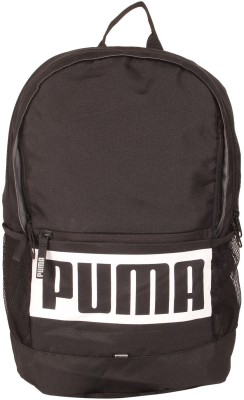 32f84b1486b 48% OFF on Puma Deck 22 L Backpack(Black) on Flipkart | PaisaWapas.com