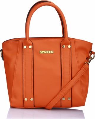 Caprese Satchel(Orange)