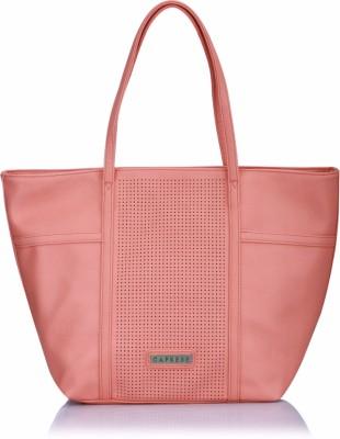 Caprese Women Pink Tote
