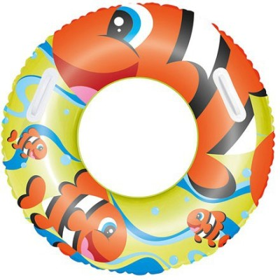 Solutions24x7 High Quality Swim Ring (24 inch). Swimming Kit
