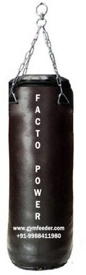 FACTO POWER 5.5 FEET LONG, SRF-ECONOMIC MATERIAL, UNFILLED WITH HANGING CHAIN Hanging Bag(5.5, 66 kg)