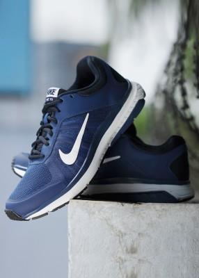 Nike DART 12 MSL SS 19 Running Shoes For Men(Navy, White) 1