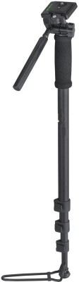 Power Smart WT-1005 Monopods with 3-way Head Bag Monopod(Black, Supports Up to 3000 g)