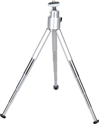 Axcess WT-0551 Professional 3 Leg Light Tripod(White, Supports Up to 800 g) 1