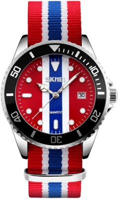 Skmei 9133RED  Analog Watch For Unisex