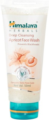 Himalaya Deep Cleansing Apricot Face Wash (50ml)