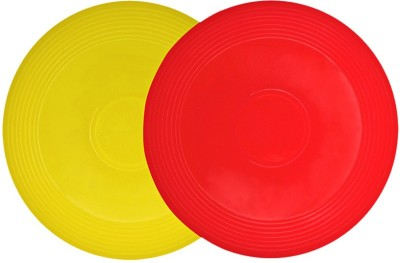 Tima 899 Plastic Sports Frisbee(Pack of 2)