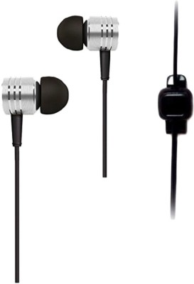 RATAN TELECOM CHAMP Wired Headset with Mic(Black, In the Ear)  available at flipkart for Rs.230