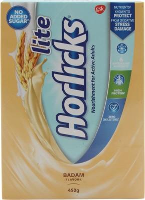 Horlicks Lite (Badam, 450GM)
