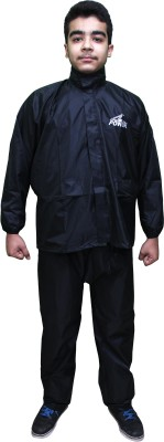 Safies Solid Men's Raincoat