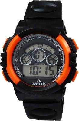 A Avon PK_123 Sports Digital Kids Watch  - For Boys & Girls