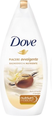 Dove Imported (Made in UK) Purely Pampering (Shea Butter & Vanilla) Nourishing(500 ml)