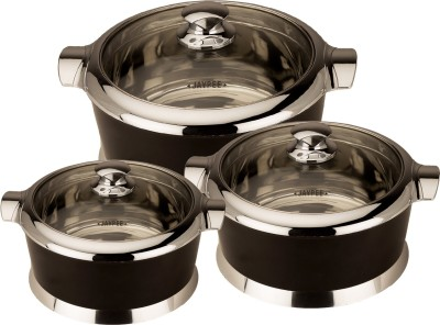 Jaypee Jazz Set Pack of 3 Casserole Set(4.5 L)