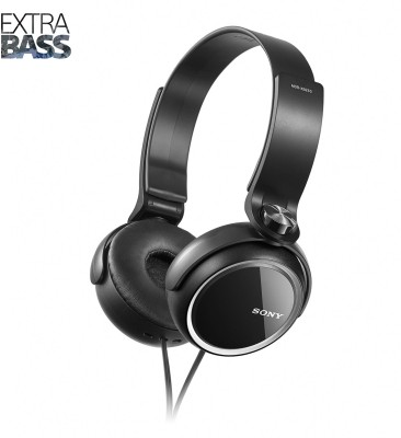 Sony MDR-XB250 Wired Headphones