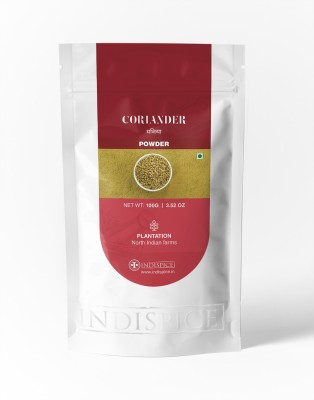 IndiSpice Coriander(Dhaniya)Powder(100 g)  available at flipkart for Rs.35