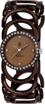 Britton BR-LR038-BRW-BCH  Analog Watch For Women