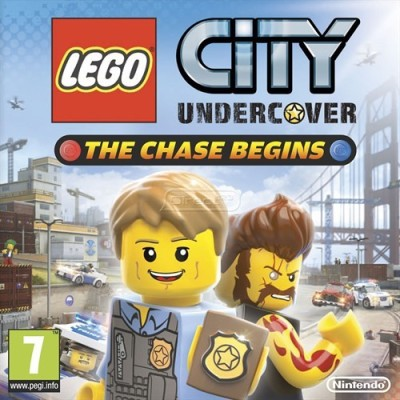 Nintendo Lego City Undercover The Chase Begins (3DS Video Game - PAL Version)  Gaming Accessory Kit(Na, For PS)  available at flipkart for Rs.2983