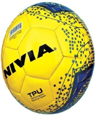 Nivia Revolvo Football -   Size: 5(Pack of 1, Multicolor)  available at flipkart for Rs.580