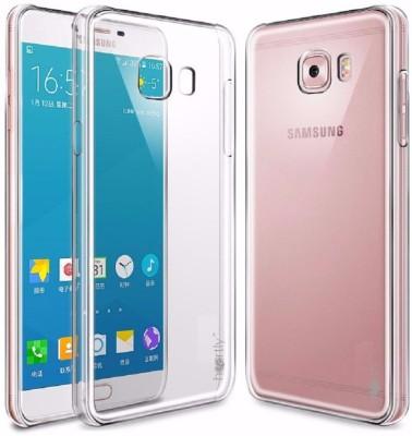 Shobicomz Back Cover for Samsung Galaxy C9 Pro Transparent