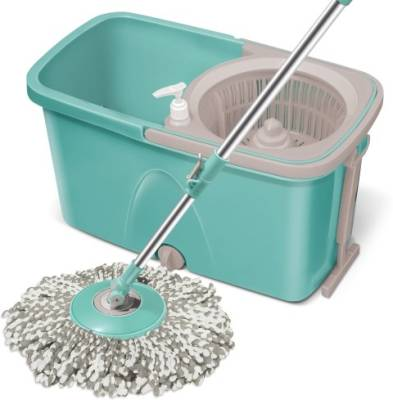 Spotzero By Milton Classic Spin Mop Set
