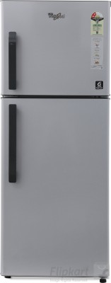 Whirlpool 245 L Frost Free Double Door Refrigerator(Swiss Silver, NEO FR258 CLS PLUS 2S)